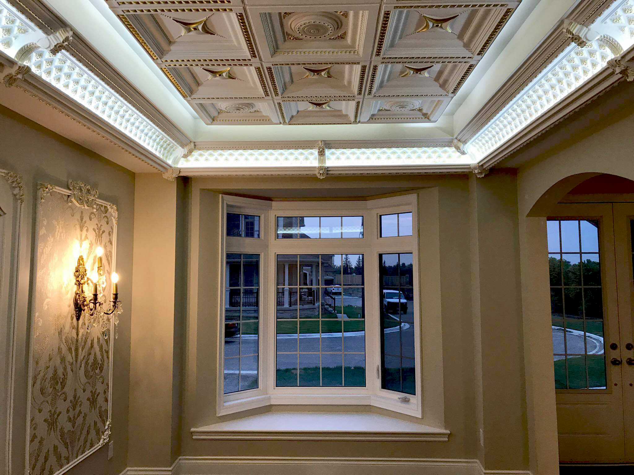 ceiling design kleinburg