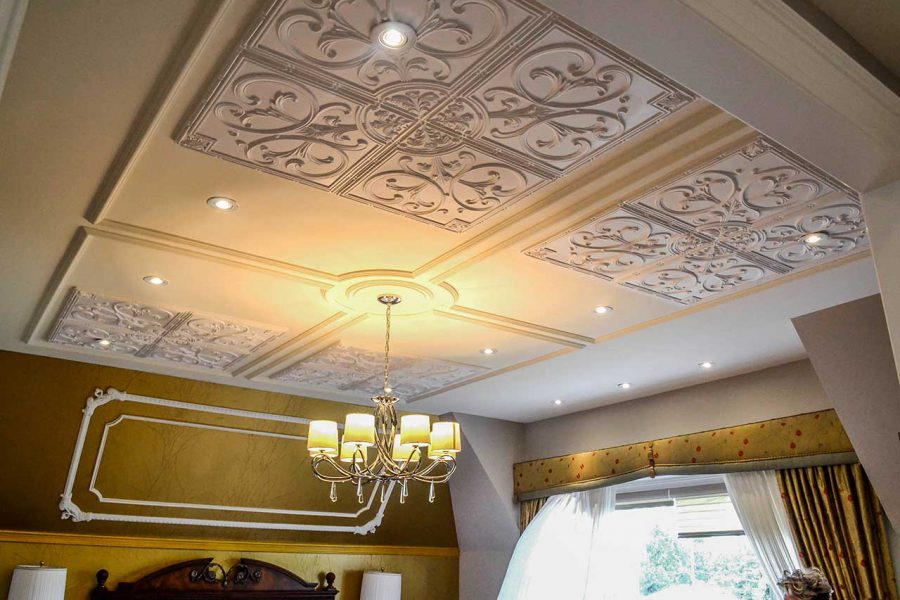 ceiling decor