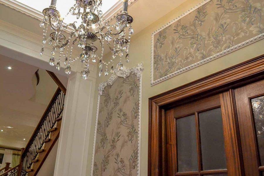 classic wall decor