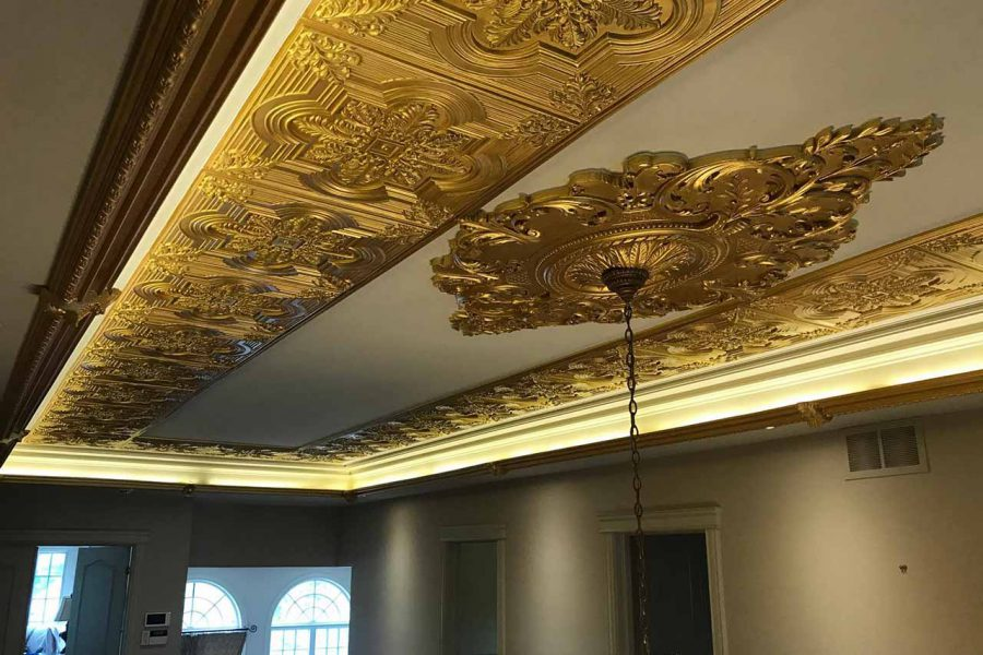 luxury ceiling hall