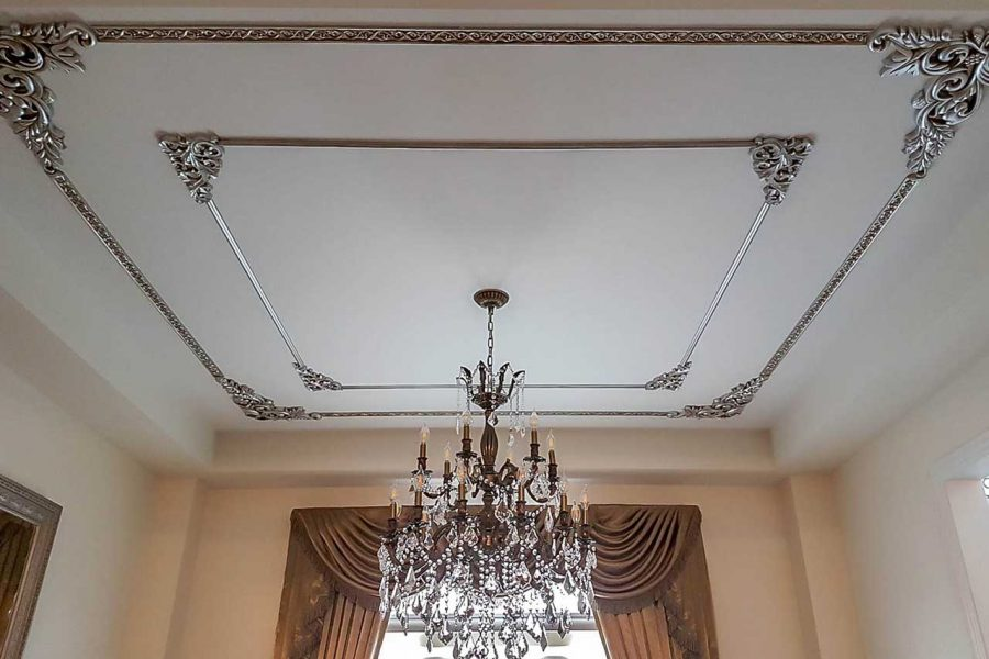 luxury ceiling moulding