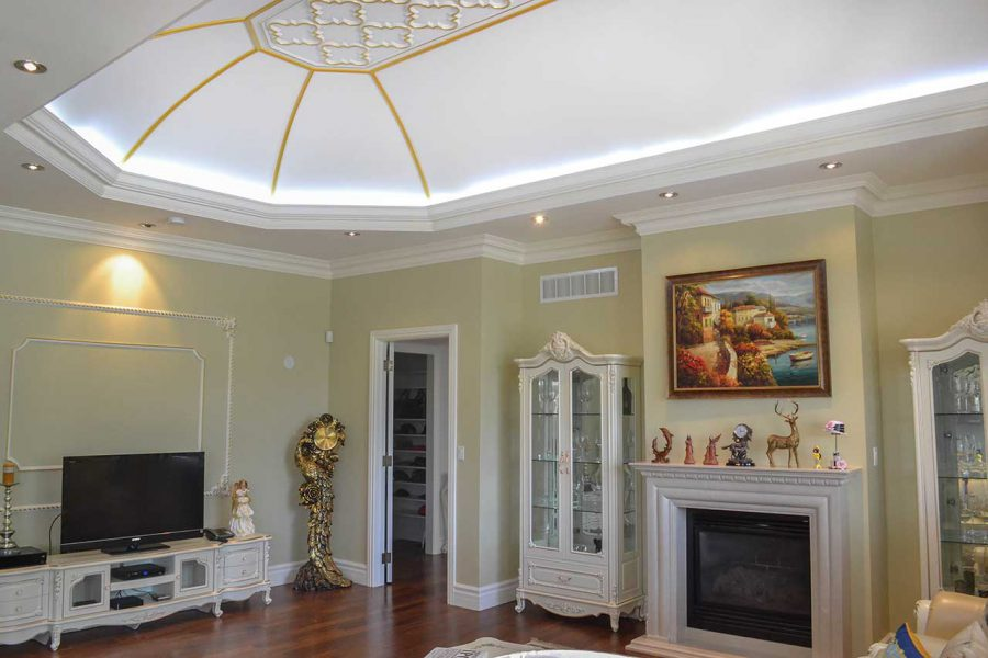 luxury home decor ceiling