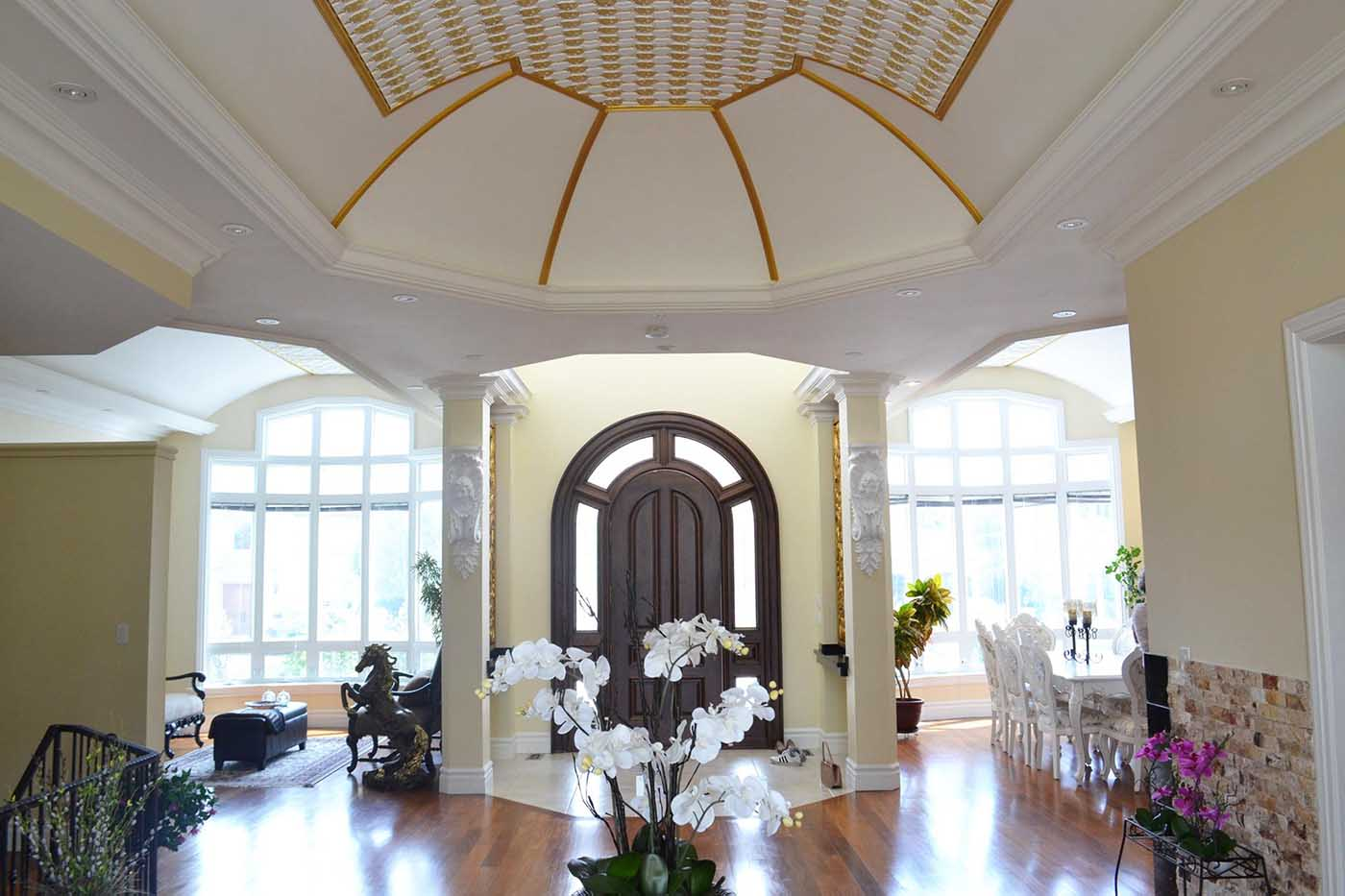 ceiling design richmond hill