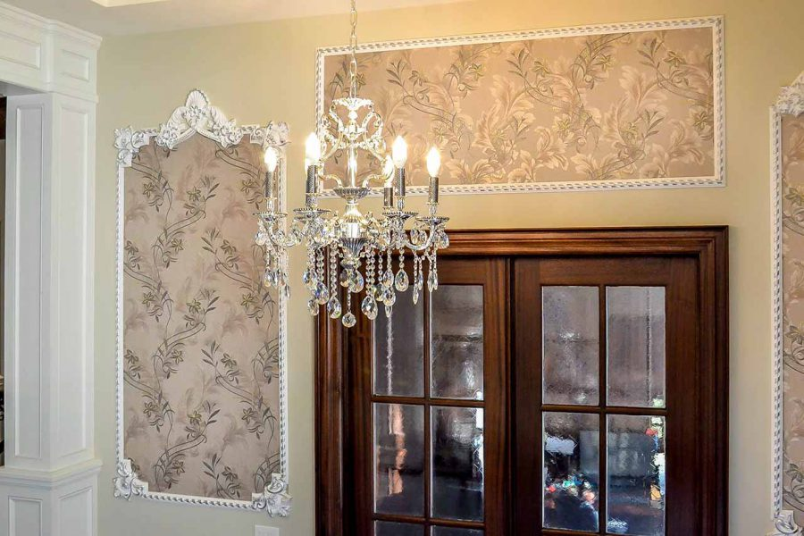 luxury wallpaper decor