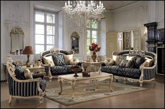 neo baroque interior design
