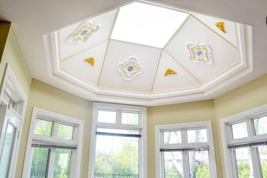 skylight decoration