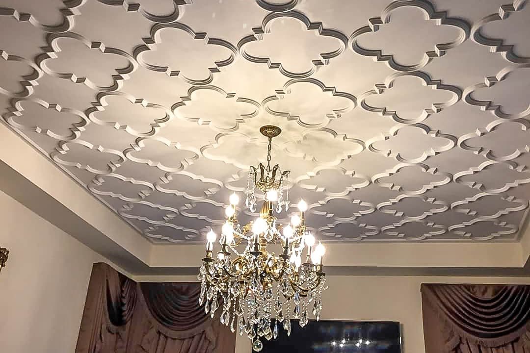 ceiling tile ideas